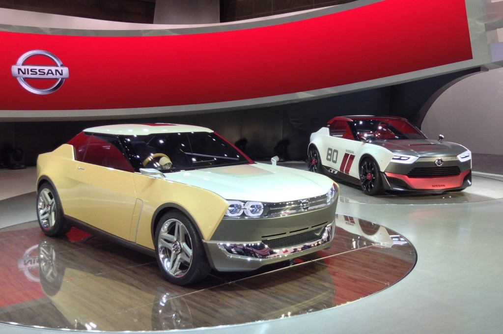 Nissan IDx and IDx Nismo
