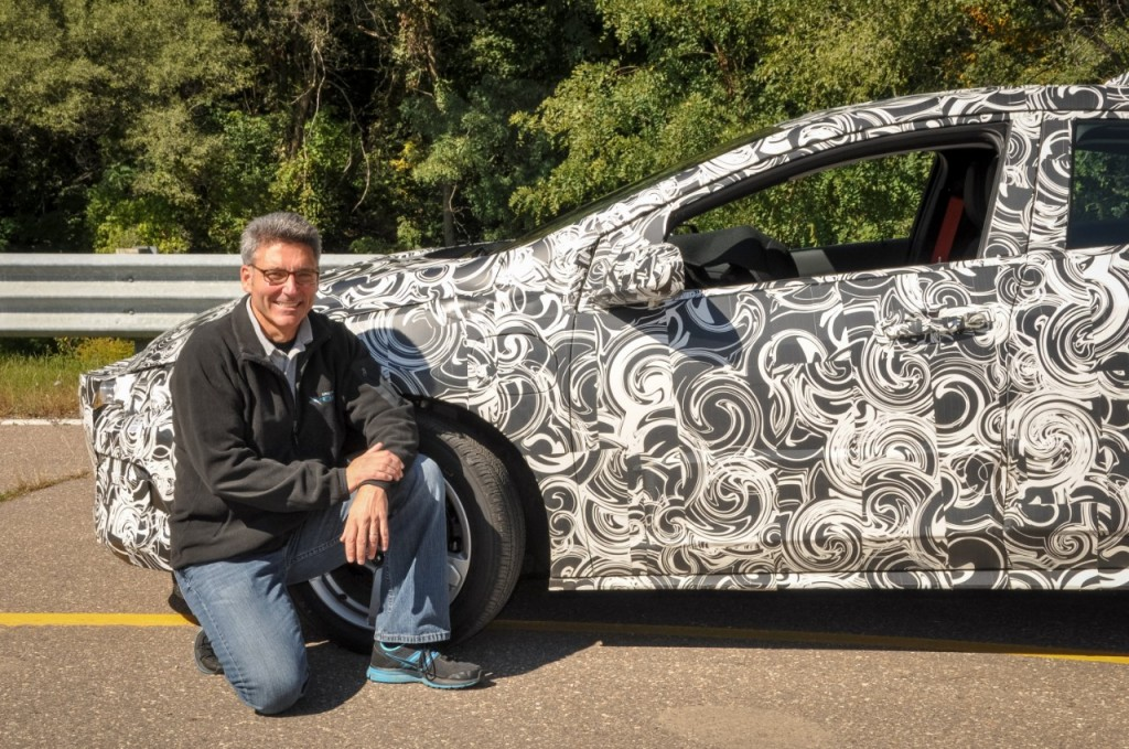 Why do automakers camouflage cars